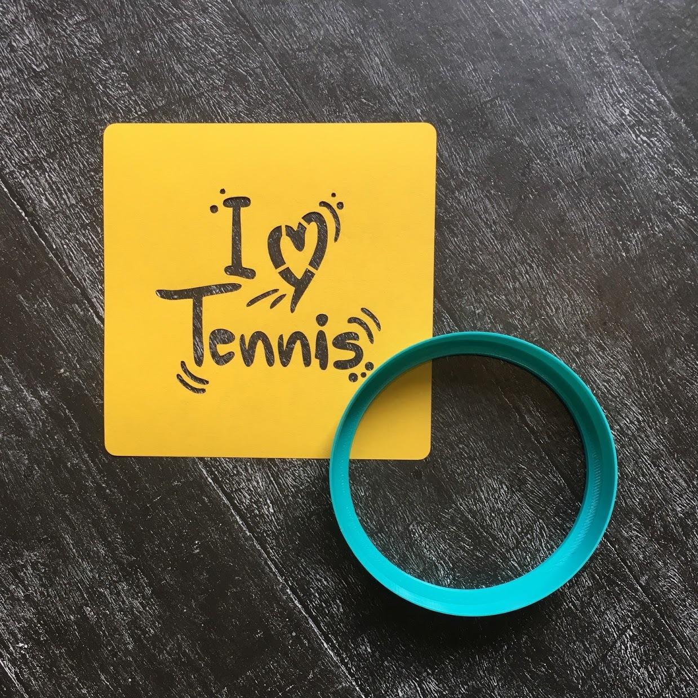 Я люблю теннис