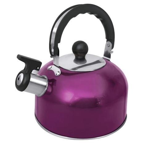 Чайник со свистком HOME ELEMENT HE-WK1602 фиолетовый чароит