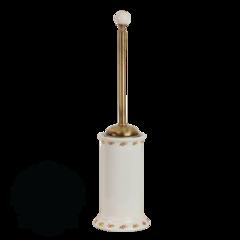Ершик напольный Migliore Provance ML.PRO-60.513 керамика с декором