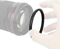 Понижающее кольцо No Name Step Down Ring 58mm - 55mm