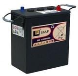 Тяговый аккумулятор SIAP 3 GEL 265 ( 6В 265Ач / 6V 265Ah ) - фотография