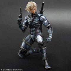 Metal Gear Solid 2 Play Arts Kai - Raiden