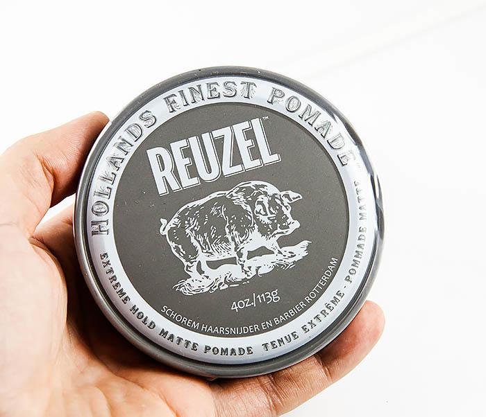 CARE128 Помада для волос Reuzel Extreme Hold Matte (113 гр) фото 03