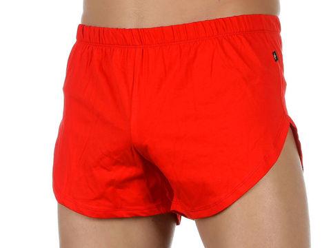 Мужские шорты красные Van Baam VB-39239