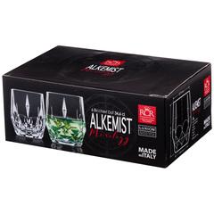Набор стаканов для виски RCR Alkemist 340мл (6 шт), фото 1