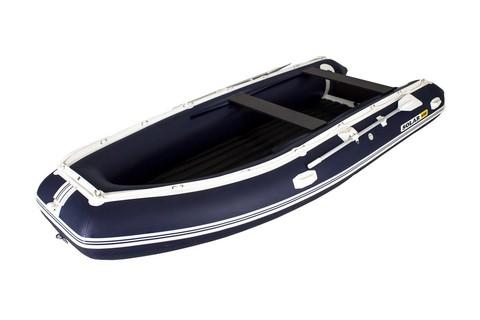 Надувная ПВХ-лодка Солар Максима - 450 МК (синий)