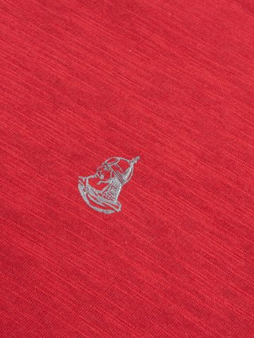 Мужская футболка «Великоросс» красного цвета