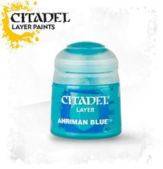 Citadel Layer: Ahriman Blue
