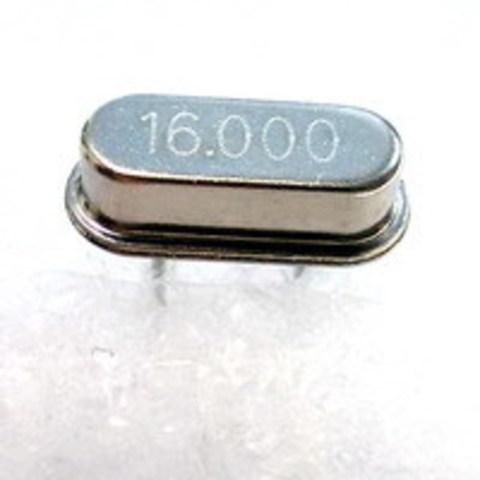 Кварцевый резонатор HC-49S, 16 МГц