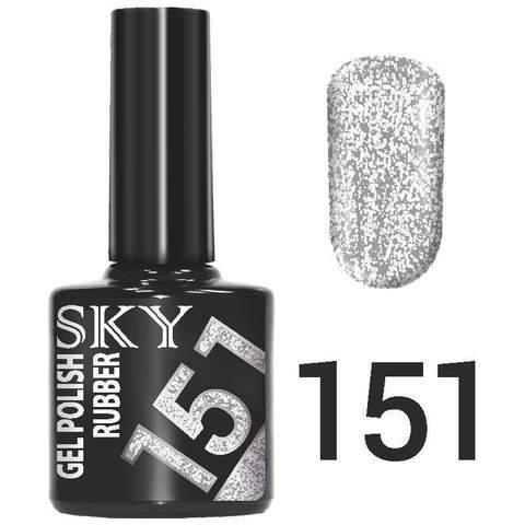 Sky Гель-лак трёхфазный тон №151 10мл