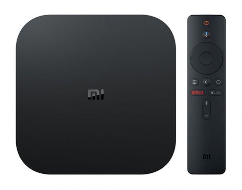 Медиаплеер Xiaomi Mi Box S International Edition
