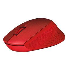Logitech M330 Silent Plus Red [910-004911]