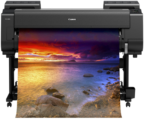 Плоттер Canon imagePROGRAF PRO-4100S