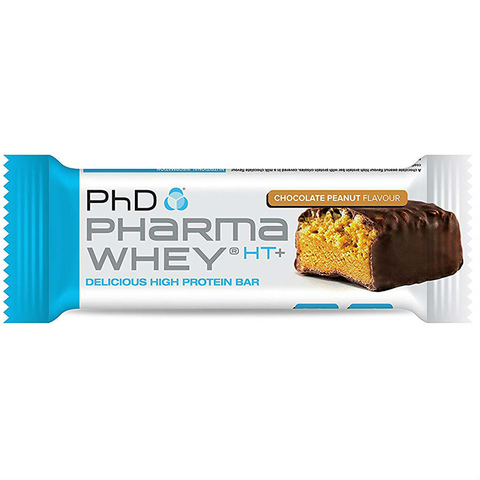 PhD Pharma Whey HT+ Bar, вкус Шоколад/арахис, 75 гр.