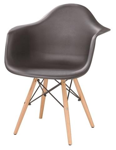Кресло HUGO BLACK (черный)