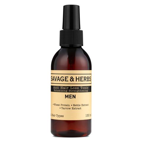 Органический тоник-спрей против выпадения волос