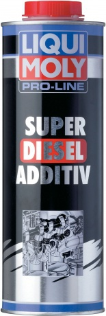 Liqui Moly Pro Line Super Diesel Additiv  Модификатор дизельного топлива