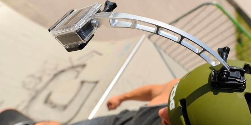 Удлинитель на шлем SP POV Extender на шлеме