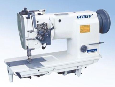 Двухигольная Прямострочная Машина Gemsy Gem 2000 S-2 B