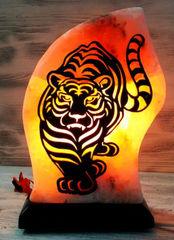 Солевая лампа Тигр 1,5-2,5 кг