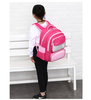 Рюкзак школьный Ziranu 1684 Розовый + Пенал