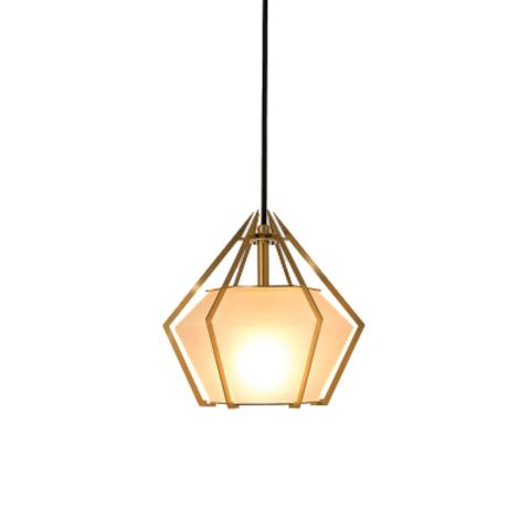 Подвесной светильник копия Harlow 3 by Gabriel Scott (белый)