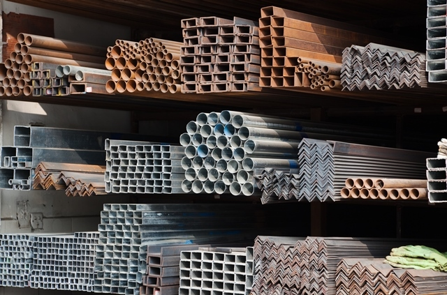 Пример НМУ для предприятия по складированию металлопродукции