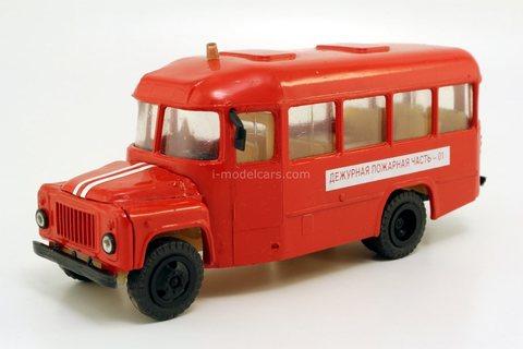KAVZ-3270 Firefighters bus Kompanion 1:43