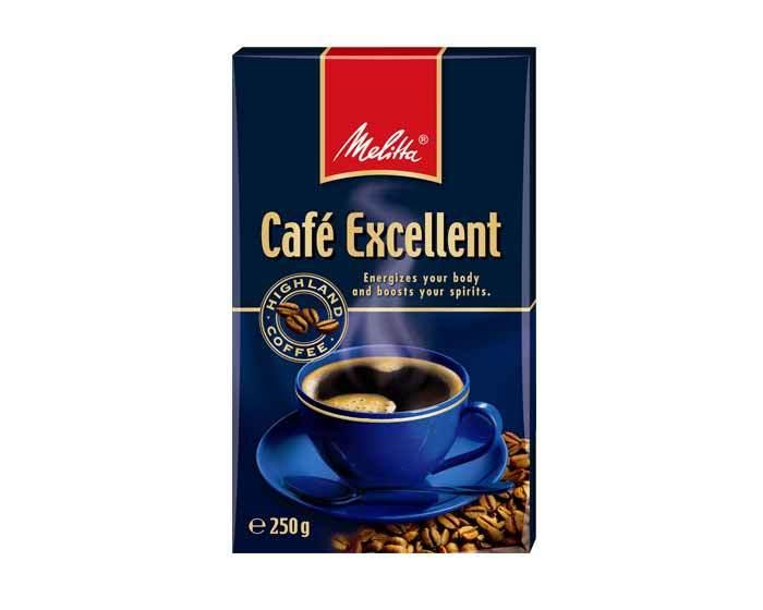 Кофе молотый Melitta Excellent, 250 г