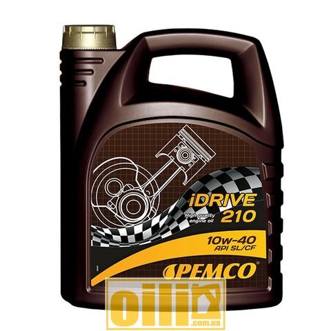 Pemco iDRIVE 210 10W-40 4л