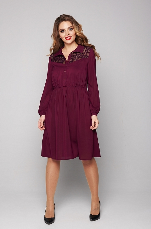 Платья Платье из шифона 1989 бордо 8f082aa21b2268942bf2a075f9336f50.jpg