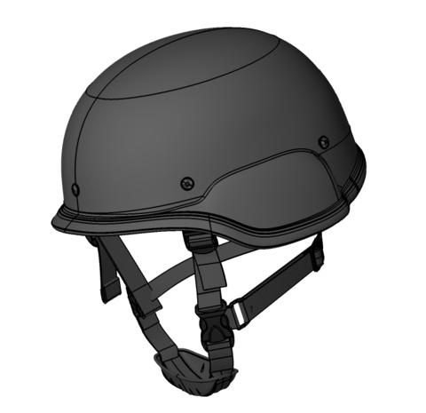 Шлем защитный ШБМ-Л