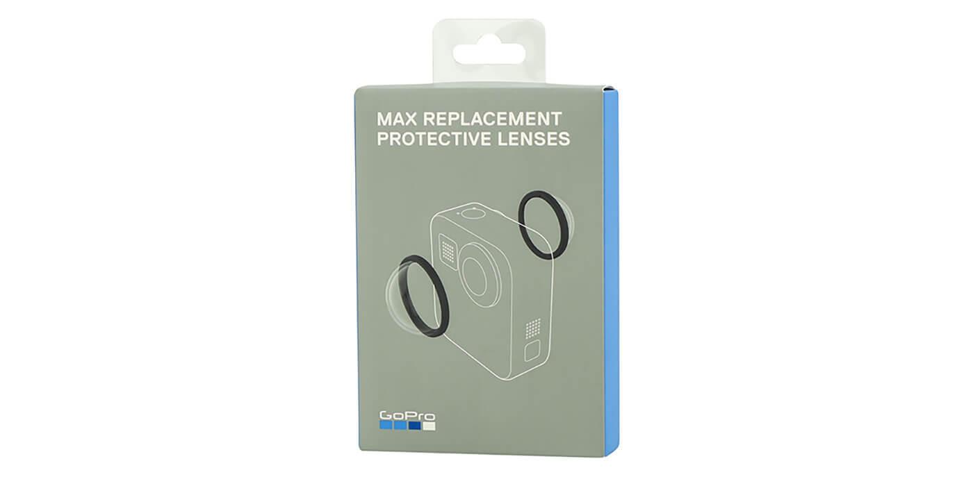 Набор защитных линз для камеры GoPro MAX (ACCOV-001) упаковка