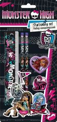 Набор канцелярский Monster High