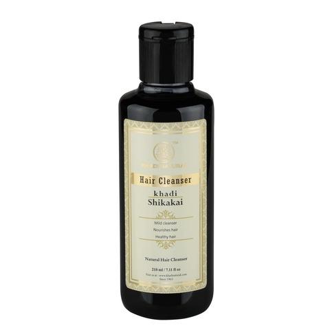 """""""Шикакай"""" шампунь для укрепления волос Khadi Natural, 210 мл"""