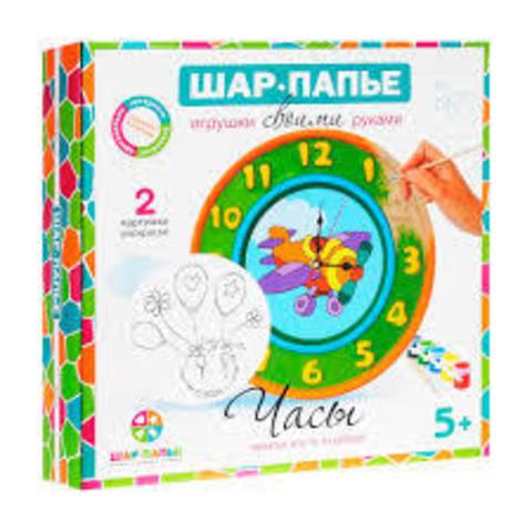 Набор для творчества Шар-папье- Часы