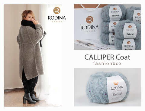 CALLIPER Coat Fashionbox