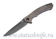 Нож Zero Tolerance ZT 0450FCDAM Damascus