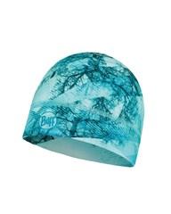 Тонкая теплая шапка Buff Hat Thermonet Mist Aqua