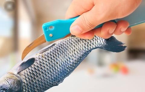 Скребок для чистки рыбы KILLING-FISH SHARPENER
