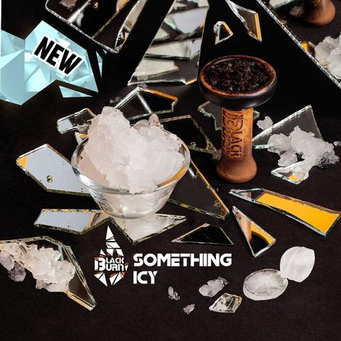 Табак Burn Black Something Icy (Что-то Холодное) 200 г