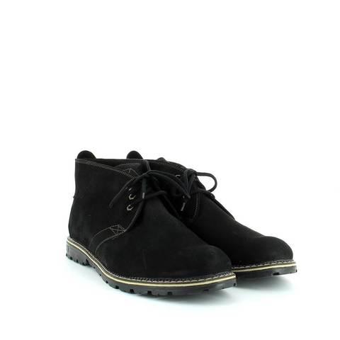 564483 ботинки мужские черные байка. КупиРазмер — обувь больших размеров марки Делфино