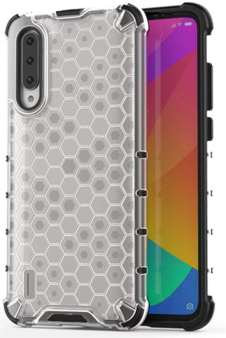 Ударопрочный чехол для Xiaomi Mi A3 от Caseport, серия Honey, прозрачный