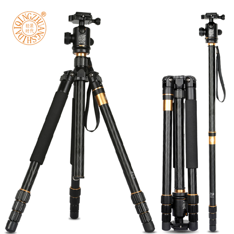Профессиональный штатив трипод для фотоаппарата Beike Q-999