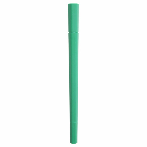 Маркер Muji Hexagonal Water-Based Twin Pen (зеленый)