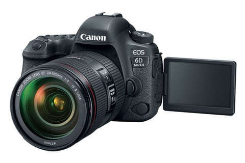 Canon EOS 6D Mark II Kit 24-105mmf/4L IS  II USM