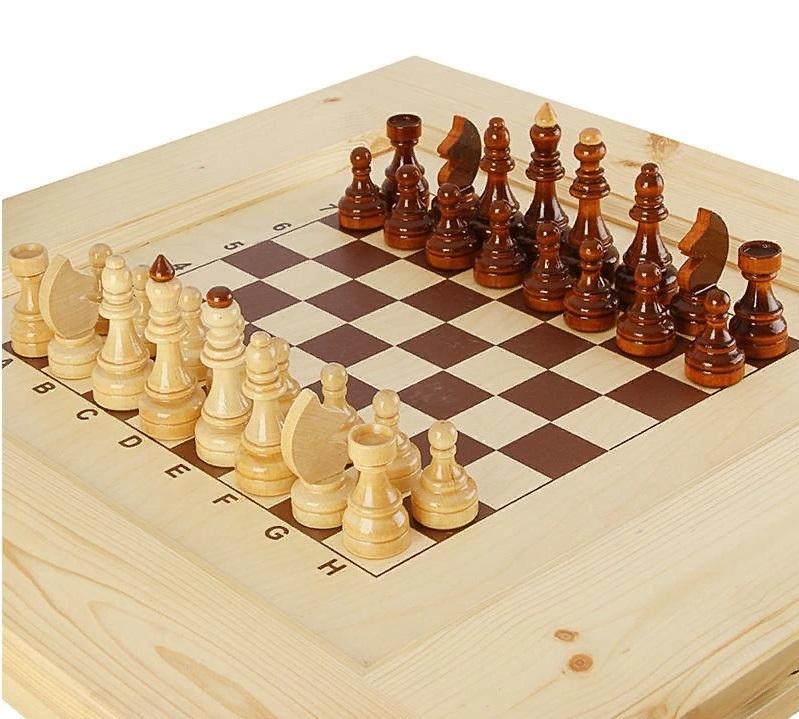 Стол шахматный Атлант