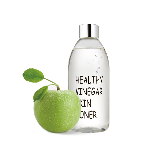 Тонер Для Лица На Основе Экстракта Яблока (Realskin Healthy Vinegar Skin Toner Apple)