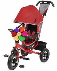 Велосипед Moby Kids Comfort 12x10 AIR Красный (641053)