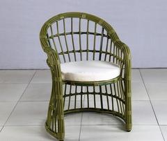 """Комплект (Стол Т309 """"Green"""" - 4-е Кресла Y309 """"Green"""") —  Серый (MK-3630-GN)"""